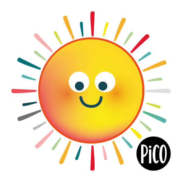 PiCO Tatoo, temporary tattoos in bulk/ Summer sun