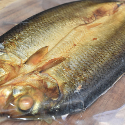 Hot Smoked Norway Herring Kipper
