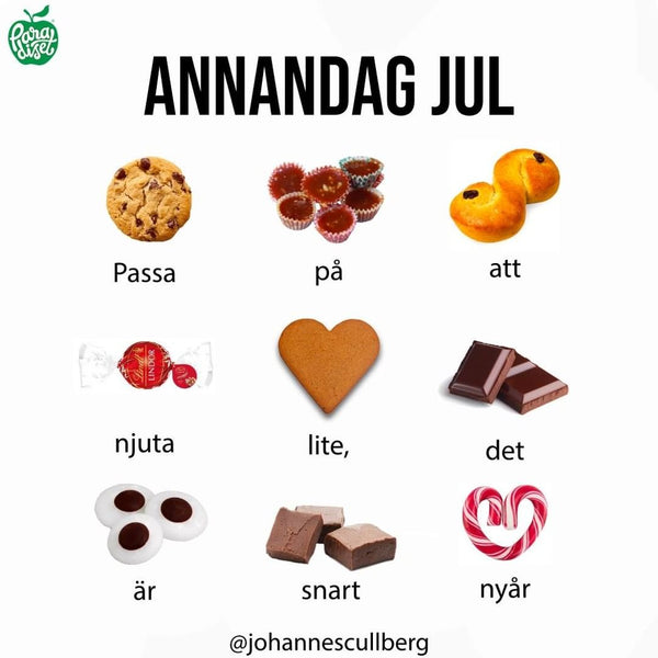Annandag jul