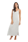 The Striped Cabana Nightgown