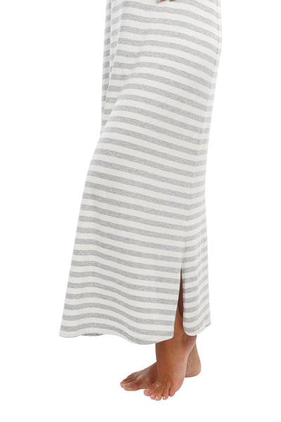 The Striped Cabana Nightgown (Limited Sizes)