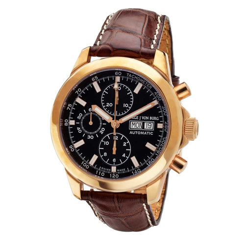 MGJVB Men's Sport II RG Automatic Chronograph Watch