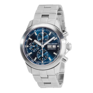 MGJVB Men's Sport II SSB Automatic Chronograph Watch