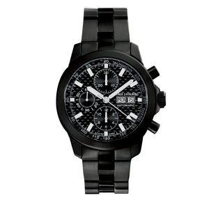 MGJVB Men's Sport II BLBC Stainless Steel Automatic Chronograph Watch