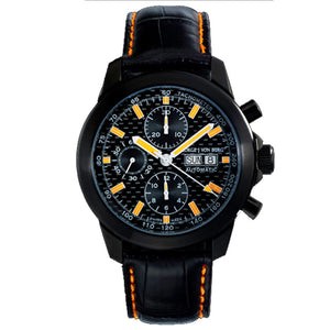 MGJVB Men's Sport II BLBC Automatic Chronograph Watch