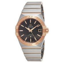 Load image into Gallery viewer, Omega Men's Constellation Stainless Steel/Rose Gold Swiss Automatic Watch