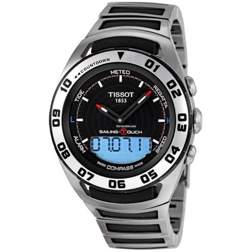 Tissot Sailing Touch Chronograph Men's Watch