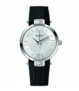Balmain Women's Iconic Lady Silver Dial Quartz Watch