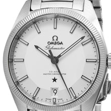 Load image into Gallery viewer, Omega Men's Constellation Globemaster Silver Dial Swiss Automatic Watch