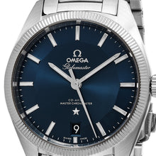 Load image into Gallery viewer, Omega Men's Constellation Globemaster Blue Dial Swiss Automatic Watch