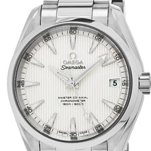Load image into Gallery viewer, Omega Men's Seamaster AquaTerra 150M Omega Master Co-Axial Automatic Watch