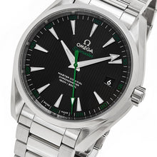 Load image into Gallery viewer, Omega Men's Seamaster AquaTerra 150M Golf Edition Automatic Watch