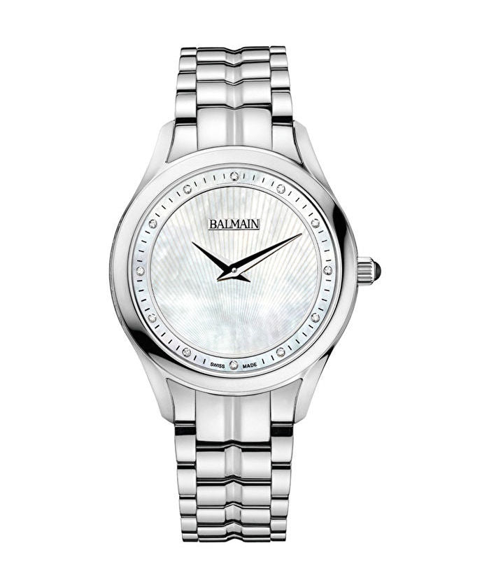Balmain Women's Maestria Lady Round Quartz Watch