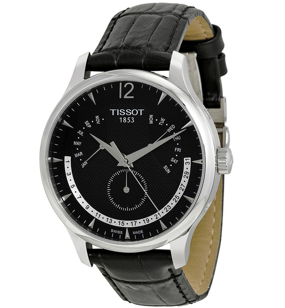 Tissot Tradition Perpetual Calendar Men's Watch