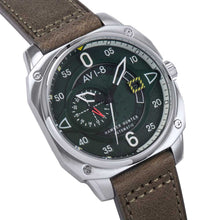 Load image into Gallery viewer, AVI-8 Hawker Hunter Automatic Green Dial Men's Watch