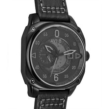 Load image into Gallery viewer, AVI-8 Hawker Hunter Automatic Black Dial Men's Watch