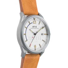 Load image into Gallery viewer, AVI-8 Hawker Hurricane Quartz White Dial Men's Watch