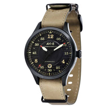 Load image into Gallery viewer, AVI-8 Hawker Hurricane Automatic Black Men's Watch