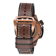 Load image into Gallery viewer, Ballast Trafalgar Automatic Brown Men's Watch