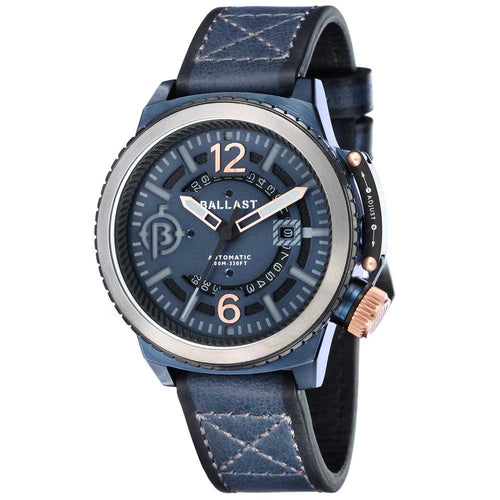 Ballast Trafalgar Automatic Blue Men's Watch