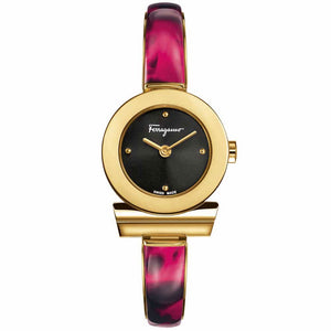 Ferragamo Women's Gancino Bracelet Watch
