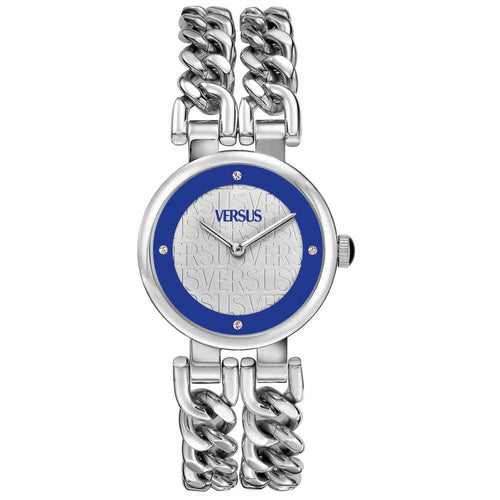 Versus-Versace Women's Berlin Silver Dial Watch