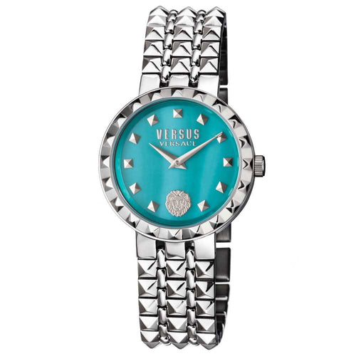 Versus-Versace Women's Coral Gables Turquoise Dial Watch