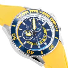 Load image into Gallery viewer, Spinnaker Amalfi Yellow Chronograph Men's Watch