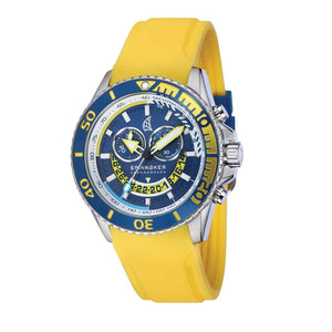 Spinnaker Amalfi Yellow Chronograph Men's Watch