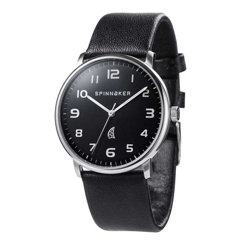 Spinnaker Nantucket Black Dial Men's Watch