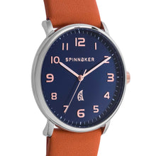 Load image into Gallery viewer, Spinnaker Nantucket Blue Dial Men's Watch