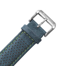 Load image into Gallery viewer, Spinnaker Tavolara Automatic Blue Dial Leather Strap and Nato Strap Men's Watch