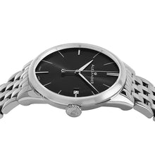 Load image into Gallery viewer, Alexander Sophisticate Swiss Quartz Silver Tone Bracelet Men's Watch