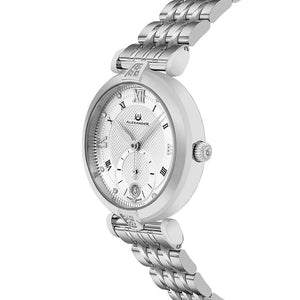 Alexander Ladies Quartz Small-second Date Watch