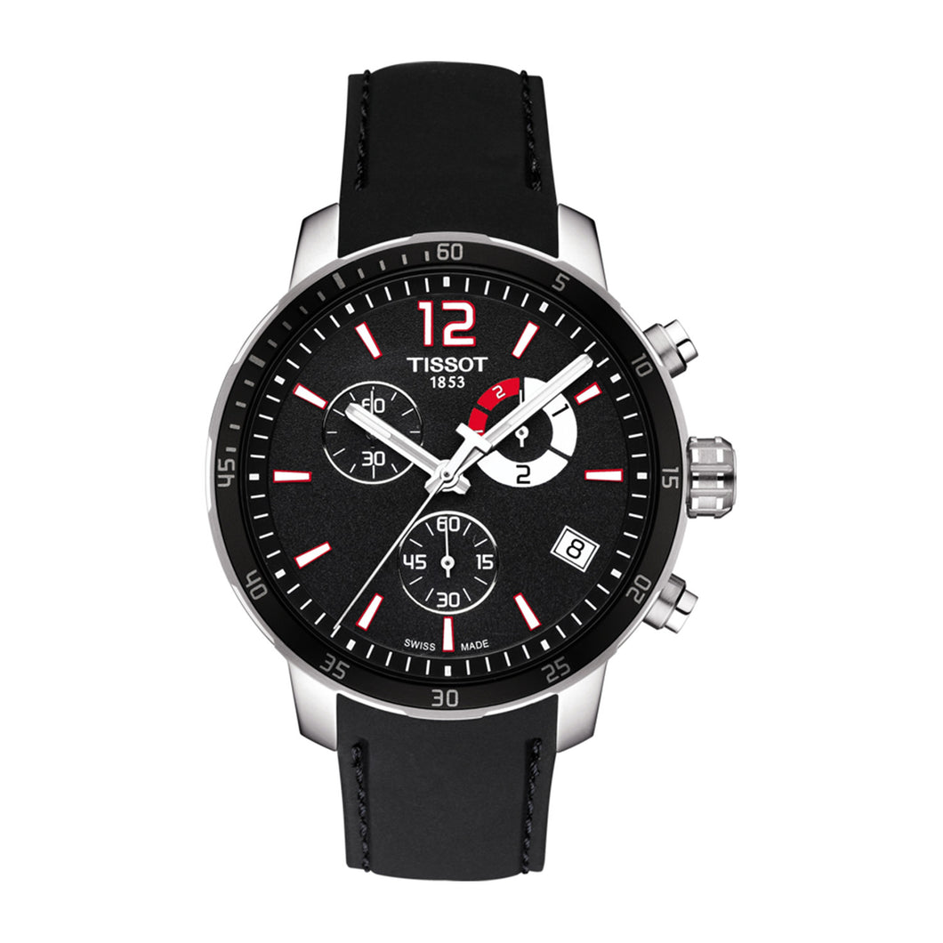 Tissot Quickster Football Edition Men's Watch
