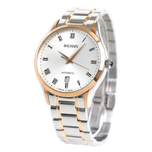 Load image into Gallery viewer, Balmain Men's Classic R Grande White Dial Dual Tone Automatic Watch