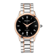 Load image into Gallery viewer, Balmain Men's Classic R Grande Black Dial Dual Tone Automatic Watch
