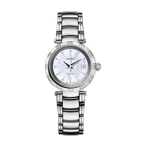 Balmain Women's Classica Mother-of-Pearl Dial Diamond Automatic Watch