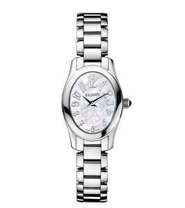 Balmain Women's Madrigal Mini Oval Quartz Watch