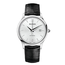 Load image into Gallery viewer, Balmain Men's Classic R Gent Silver Dial Automatic Watch