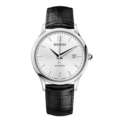 Balmain Men's Classic R Gent Silver Dial Automatic Watch