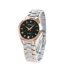 Load image into Gallery viewer, Balmain Women's Classic R Granda Black Dial Dual Tone Stainless Steel Automatic Watch