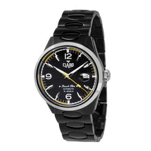 Load image into Gallery viewer, Claro Beach Star Automatic Black Men's Watch