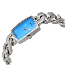 Load image into Gallery viewer, Calvin-Klein Amaze Small Chain Ladies Watch