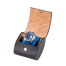 Load image into Gallery viewer, Claro Men's Speed Star Blue Quartz Chronograph