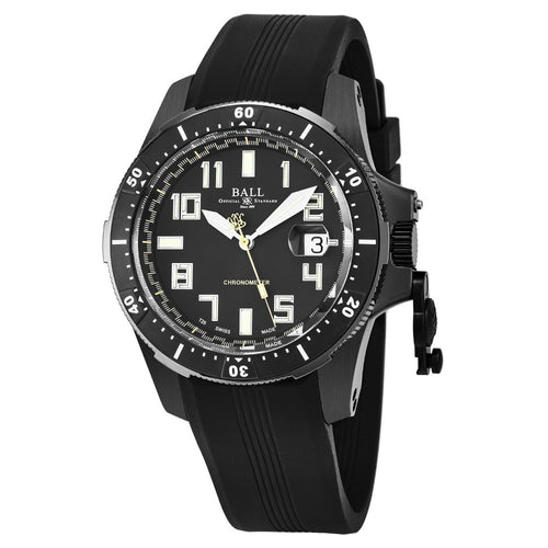 Ball Men's Engineer Hydrocarbon Chronograph Swiss Automatic Watch