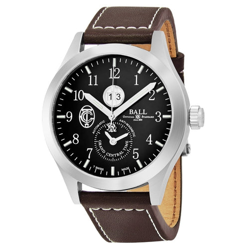 Ball Men's Engineer II Leather Strap Limited Edition GCT Swiss Automatic Watch