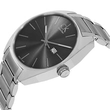 Load image into Gallery viewer, Calvin-Klein Men's Exchange Grey Dial Stainless Steel Watch