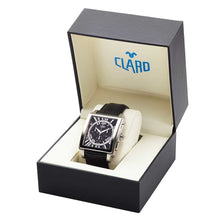 Load image into Gallery viewer, Claro Men's Ascender Black Quartz Chronograph Watch