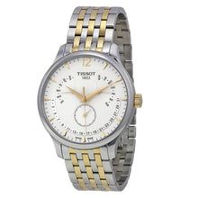 Load image into Gallery viewer, Tissot Men's Tradition Perpetual Calendar White Dial Watch